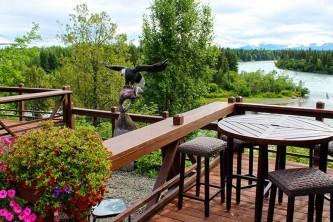 Adventure Lodge alaska great alaska adventure lodge kenai