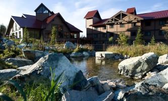 Denali princess wilderness lodge DPL Upper buildings2019