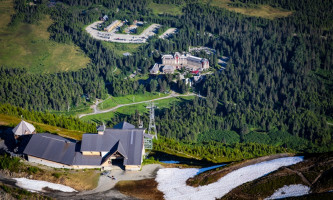 RKP Fromthe Air N polished2018 10 alaska hotel alyeska girdwood