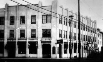 Alaska historic anchorage downtown Anchorage Hotel Annex Alaska Channel Historic Anchorage Hotel