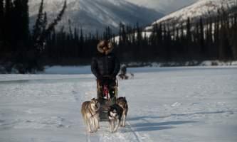 Iniakuk winter 3 alaska untitled