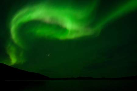 Iniakuk Lake Wilderness Lodge Aurora and Dogsled Expeditions