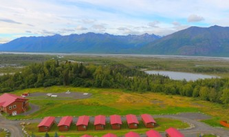 Knik river lodge 29