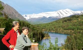 KPL Deck 2 alaska kenai princess wilderness lodge