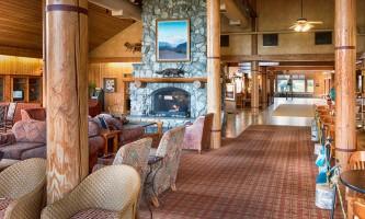 MPL Great Room and Lobby alaska denali princess wilderness lodge