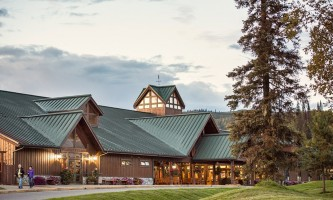 MPL Exterior alaska denali princess wilderness lodge