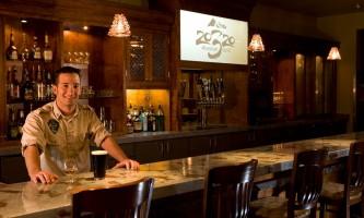 MPL Bartender at 20320 alaska denali princess wilderness lodge