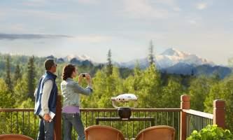 MPL Viewing Denali alaska denali princess wilderness lodge