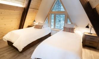 Salted roots kenai loft bedroom 2