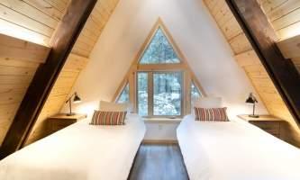 Salted roots kenai loft bedroom 1