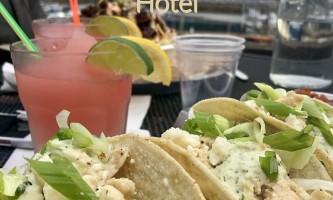 Seldovia Boardwalk Hotel SBH Halibut Tacos Adult Slushies