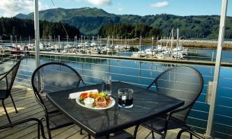 SBH Restaurant Food 4 alaska alaska seldovia boardwalk hotel