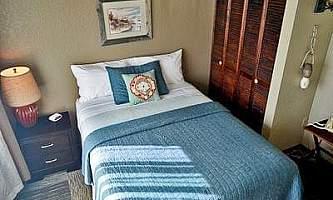 Seldovia Boardwalk Hotel SBH Room 201