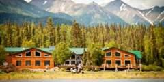 Alaska's Stonewood Lodge: Remote Lake Clark Luxury