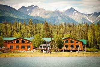 Lodge Exterior 2 alaska stonewood lodge