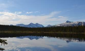 Lake alaska tonglen lake lodge