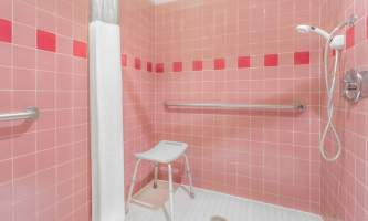 Travelodge juneau 07 ADA Shower