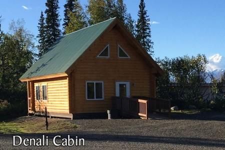 Denali Cabin in Denali State Park