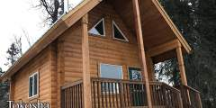 Tokosha Cabin in Denali State Park