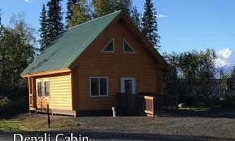 Alaska denali cabin public use cabin DNR DNR Public use cabins