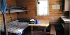 Fielding Lake Cabin