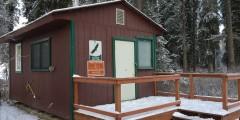 Granite Tors Cabin