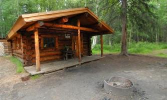 Alaska northfork1 north fork cabin