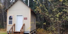 Olnes Pond Cabin