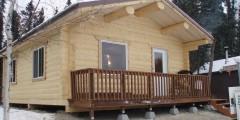 Quartz Lake Cabin
