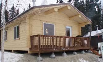 Alaska quartzlake1 quartz lake cabin