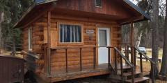 Salcha River Cabin