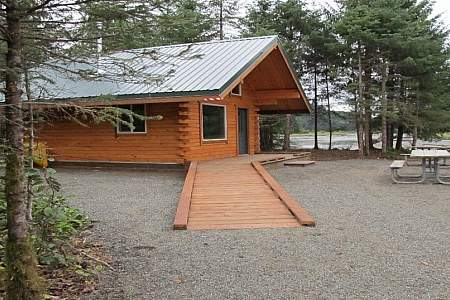 Saturday Creek Cabin