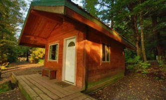 Alaska settlers1 settlers cove cabin