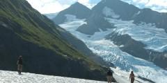 Portage & Byron Glaciers