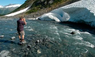 Alaska Byron Glacier RSK 036 Alaska Channel Byron Glacier