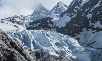 Alaska eklutna glacier toe eagle river eklutna valley brent voorhees glaciers