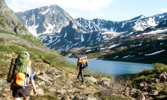 Alaska kennicott glacier chugach state park symphony lake molly mylius Molly Mylius guided hiking