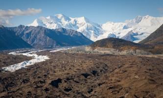 Alaska kennicott glacier MG 2932 2010 09 11 Mc Carthy Wrangell Mt Air Shoot