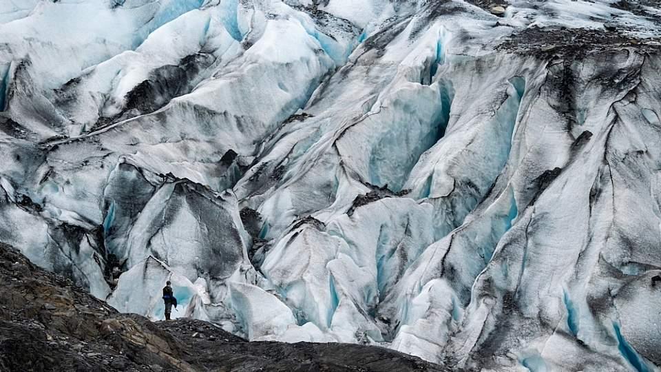 Shoup Glacier | Valdez
