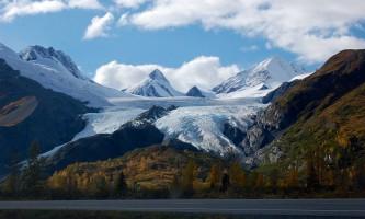 Alaska worthington glacier tammy thompson glaciers