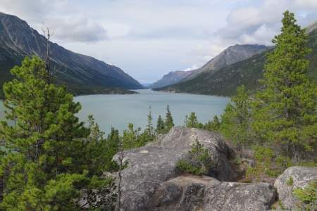 Chilkoot Trail Backpack