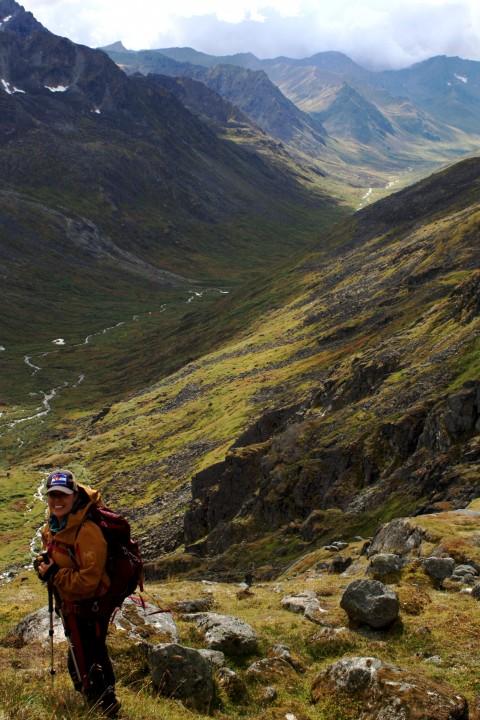 Gold Mint Trail Backpack Jessica Clark IMG 6270