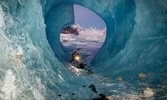 Kristin Carpenter Sheridan Glacier I alaska crodova parks trails