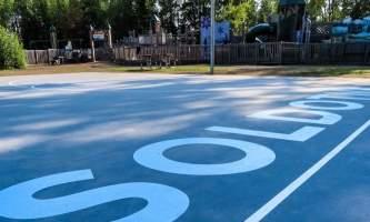 Laura Rhyner SCP basketball court2 alaska untitled
