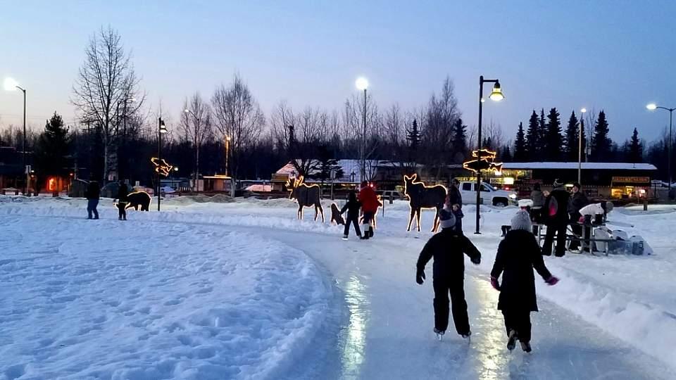 Laura Rhyner SCP Skating alaska untitled