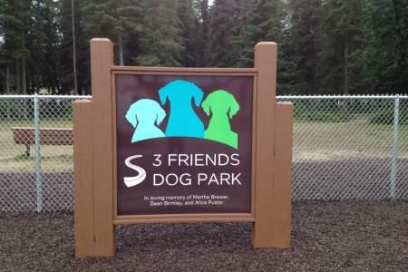 3 Friends Dog Park