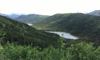 Alaska triple lakes trail triple lakes trail naomi antuna Naomi Antuna parks trails