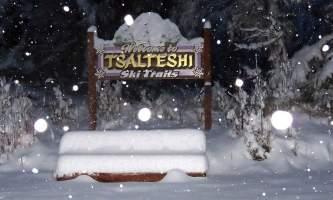 Jenny Neyman Tsalteshi snow alaska untitled