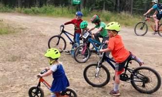Jenny Neyman kids bike alaska untitled
