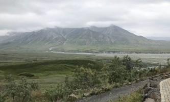 Alaska tundra loop trail tundra loop trail hong shang Hong Shang parks trails